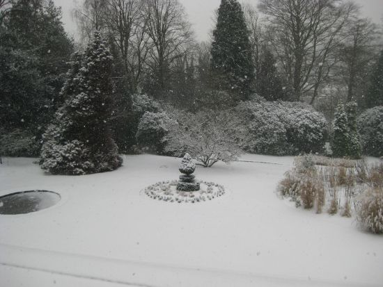 Jan 13 - Snow in UK